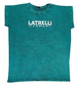Latrelli Ladies Shirt zum Rückwärtslaufen und -lesen